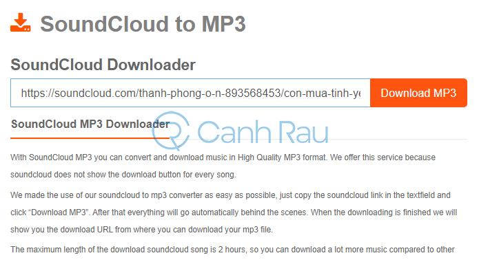Hướng dẫn cách tải nhạc trên SoundCloud hình 15