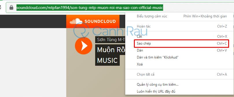 Hướng dẫn cách tải nhạc trên SoundCloud hình 2