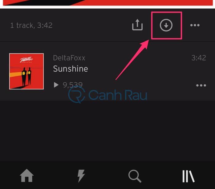 Hướng dẫn cách tải nhạc trên SoundCloud hình 8