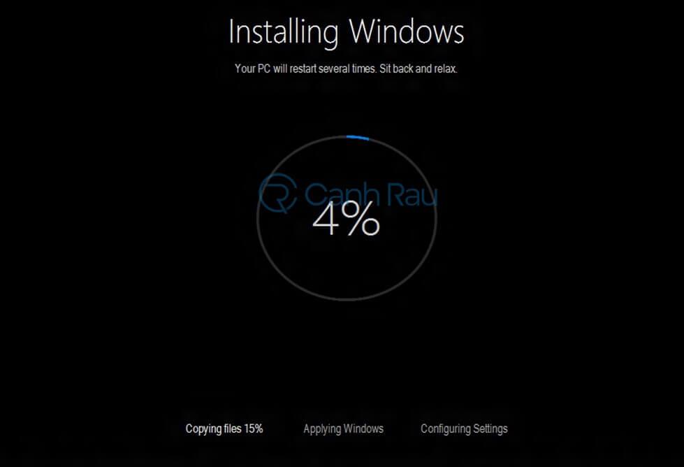 Hướng dẫn nâng cấp Windows 7 lên Windows 10 hình 9