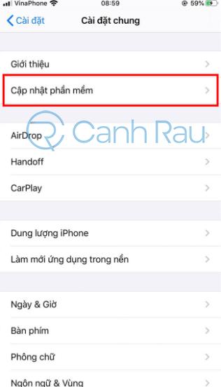 Hướng dẫn sửa lỗi iPhone không nhận sạc hình 8