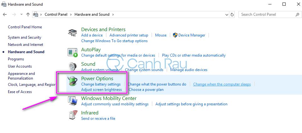 Hướng dẫn sửa lỗi không chỉnh được độ sáng màn hình Windows 10 hình 17