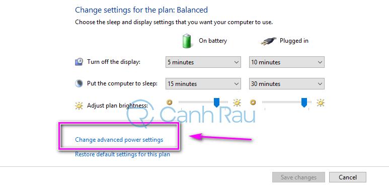 Hướng dẫn sửa lỗi không chỉnh được độ sáng màn hình Windows 10 hình 19