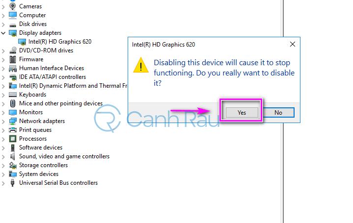 Hướng dẫn sửa lỗi không chỉnh được độ sáng màn hình Windows 10 hình 4