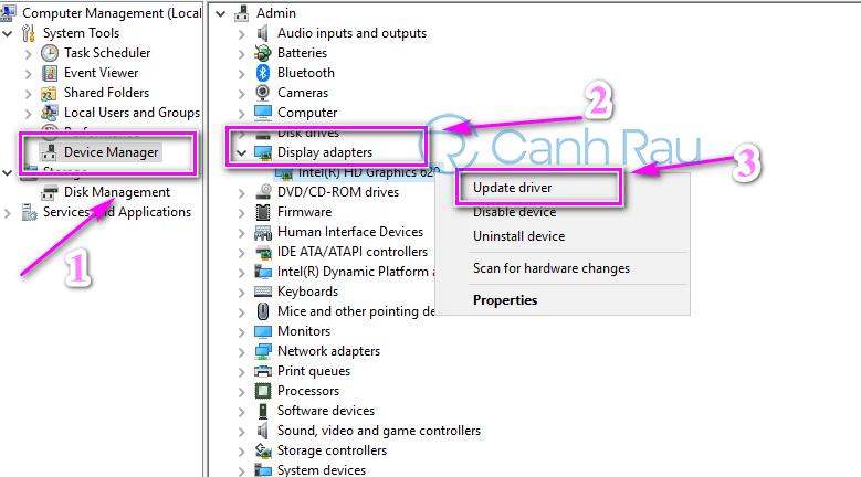 Hướng dẫn sửa lỗi không chỉnh được độ sáng màn hình Windows 10 hình 6