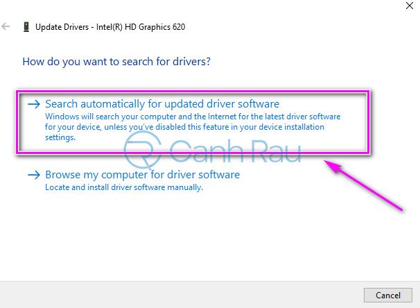 Hướng dẫn sửa lỗi không chỉnh được độ sáng màn hình Windows 10 hình 7