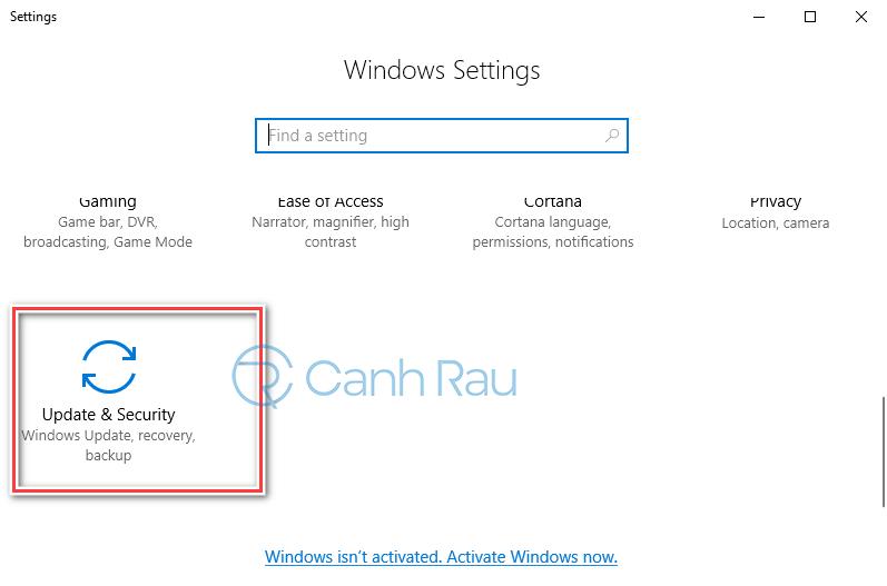 Hướng dẫn sửa lỗi Windows 10 không update được hình 14