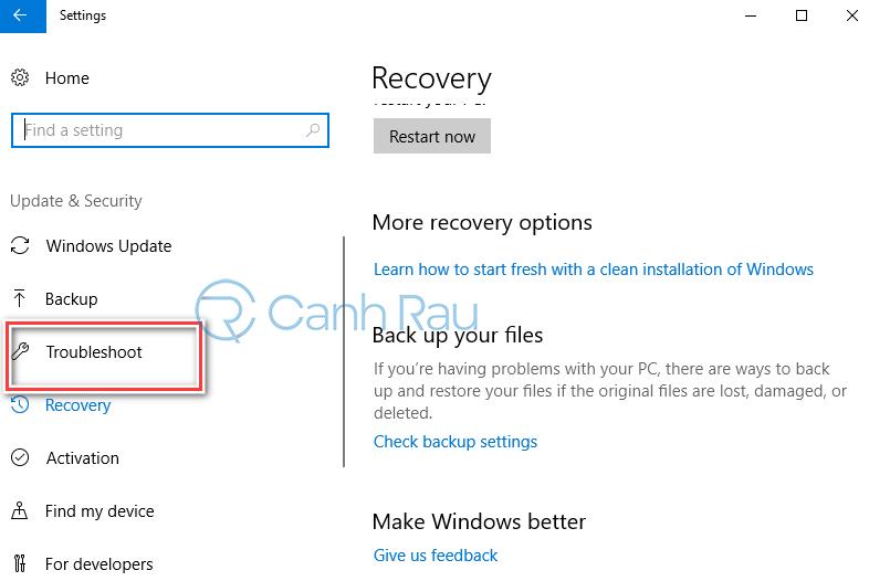Hướng dẫn sửa lỗi Windows 10 không update được hình 15
