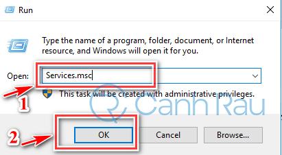 Hướng dẫn sửa lỗi Windows 10 không update được hình 2