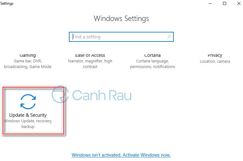 Hướng dẫn sửa lỗi Windows 10 không update được hình 7