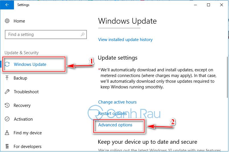 Hướng dẫn sửa lỗi Windows 10 không update được hình 8