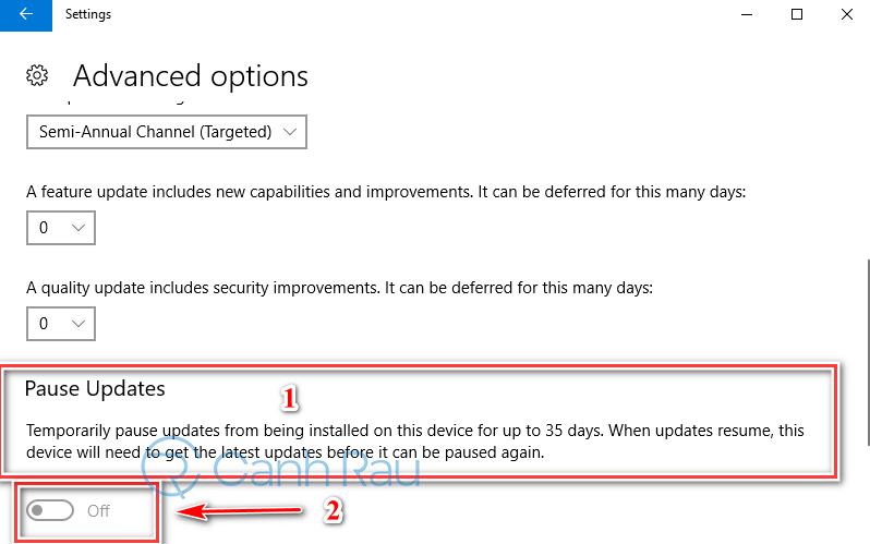 Hướng dẫn sửa lỗi Windows 10 không update được hình 9