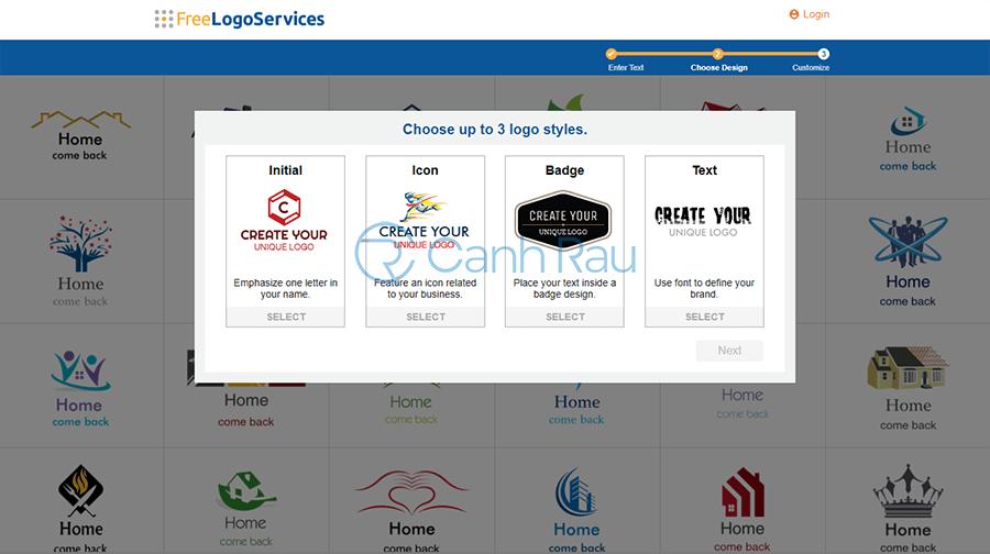 Phần mềm thiết kế logo online miễn phí hình 18