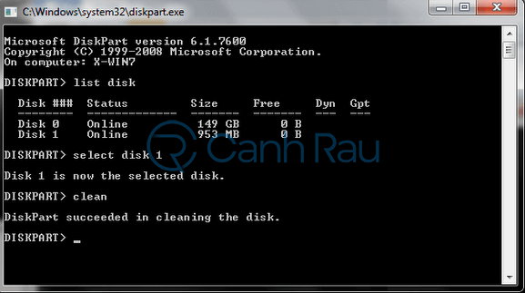 Sửa lỗi Windows cannot be installed to this disk. the selected disk is of the GPT partition style hình 2