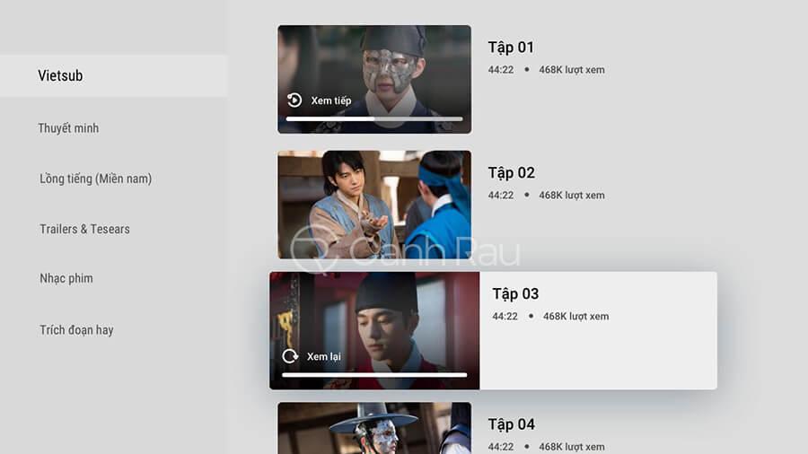 Top ứng dụng xem phim online tốt nhất cho Android hình 6