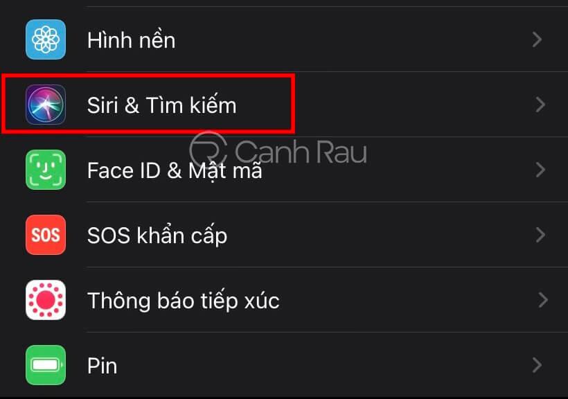 Ứng dụng Siri trên iPhone là gì hình 4