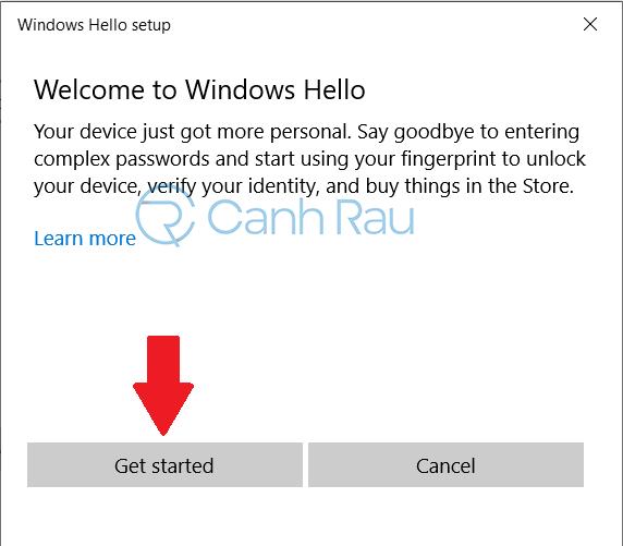 Windows Hello là gì hình 12