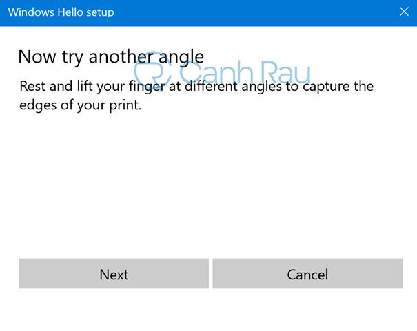 Windows Hello là gì hình 14