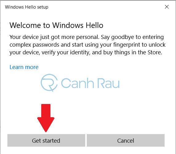 Windows Hello là gì hình 24