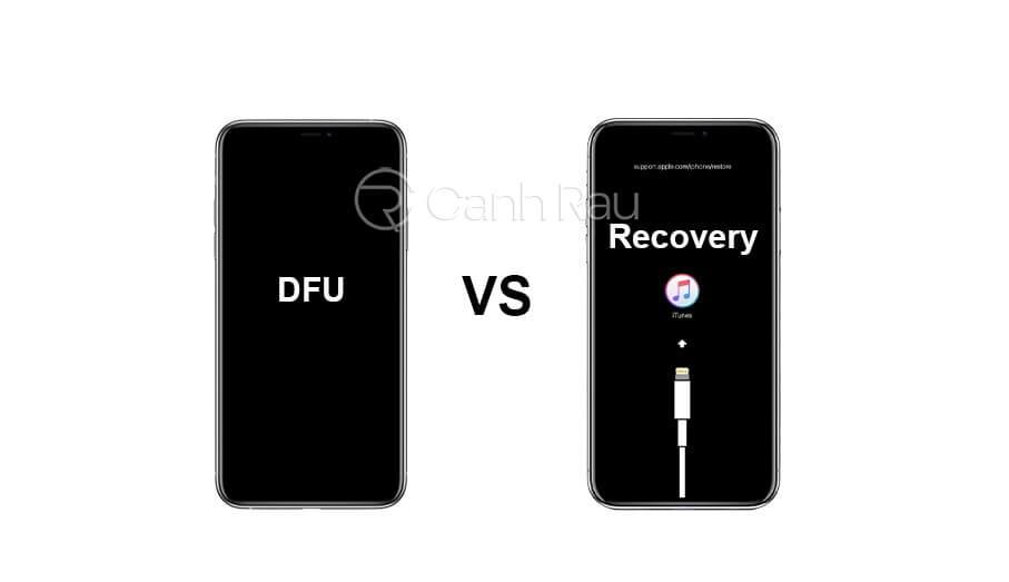 Cách đưa iPhone về chế độ DFU hình 13