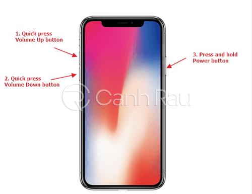 Cách đưa iPhone về chế độ DFU hình 14