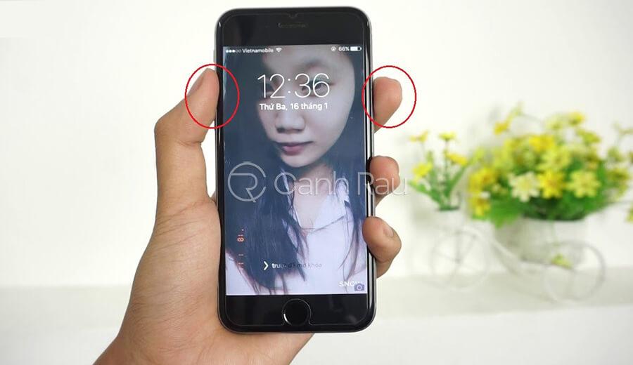 Cách đưa iPhone về chế độ DFU hình 8