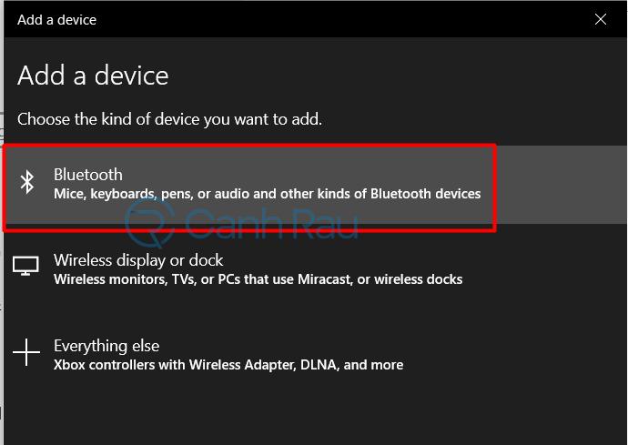 Cách kết nối loa Bluetooth với máy tính hình 5
