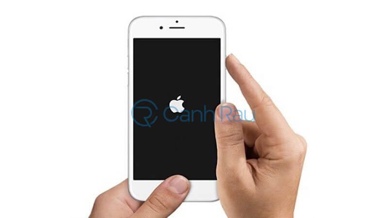 Cách khắc phục iPhone bị treo táo hình 5
