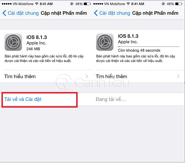 Cách sửa lỗi thường gặp trên Messenger hình 7