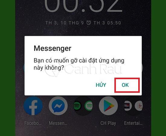 Cách sửa lỗi thường gặp trên Messenger hình 9