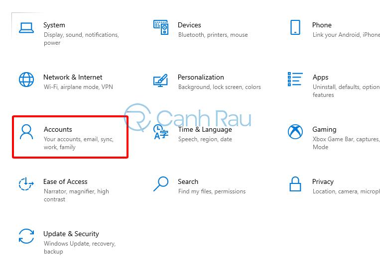 Cách thay đổi cài đặt ngôn ngữ trong Windows 10 hình 2