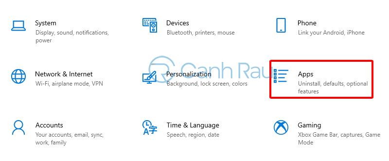 Cách xóa ứng dụng Zalo trên máy tính hình 14