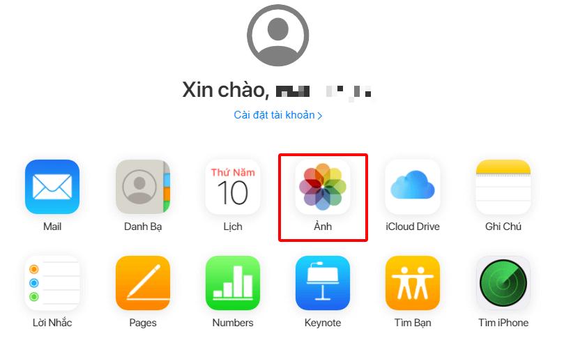 Hướng dẫn cách xóa hình ảnh trên iCloud hình 10
