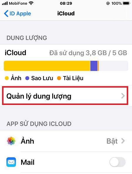 Hướng dẫn cách xóa hình ảnh trên iCloud hình 14