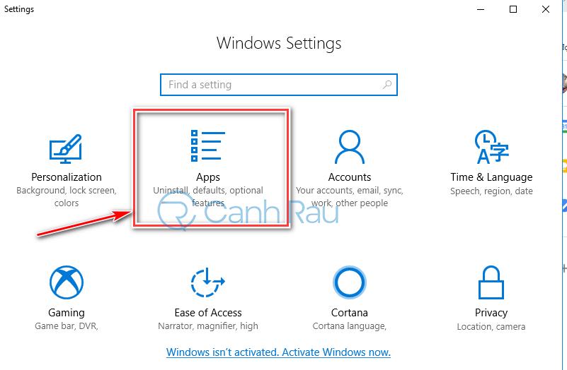 Hướng dẫn cách cài lại Store cho Windows 10 hình 2