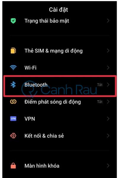Hướng dẫn cách kết nối Bluetooth trên Windows 7 hình 3