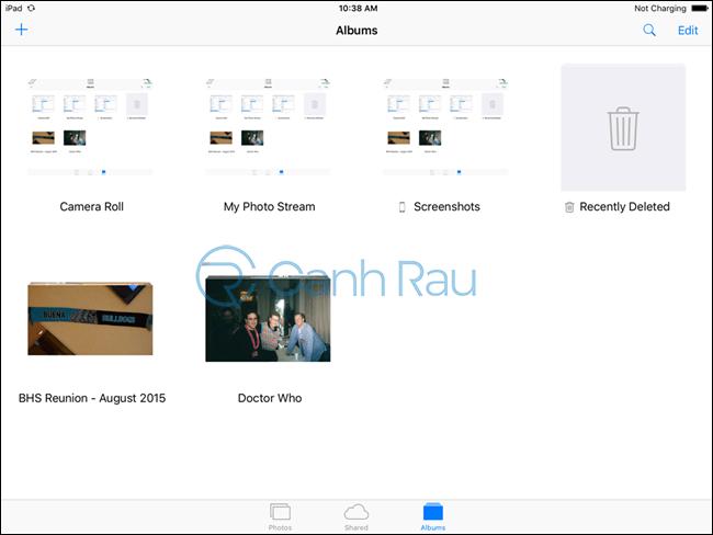 Hướng dẫn cách thêm ảnh vào iPhone bằng iTunes hình 10