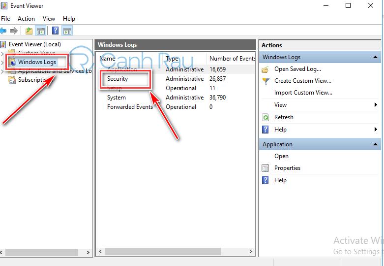 Hướng dẫn cách xem lịch sử máy tính Windows 10 hình 12