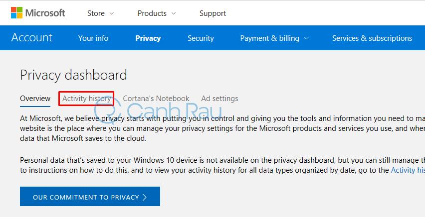 Hướng dẫn cách xem lịch sử máy tính Windows 10 hình 23
