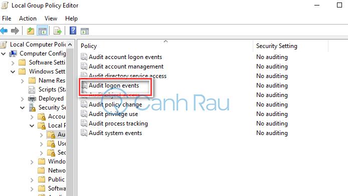 Hướng dẫn cách xem lịch sử máy tính Windows 10 hình 9