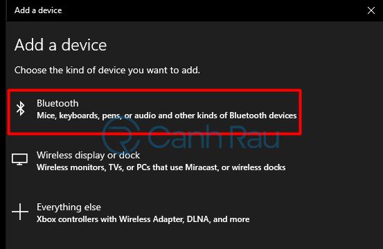 Hướng dẫn kết nối tai nghe Bluetooth với máy tính hình 5