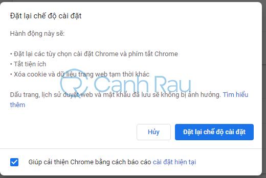 Hướng dẫn khắc phục lỗi Google Chrome ngốn nhiều bộ nhớ CPU hình 15