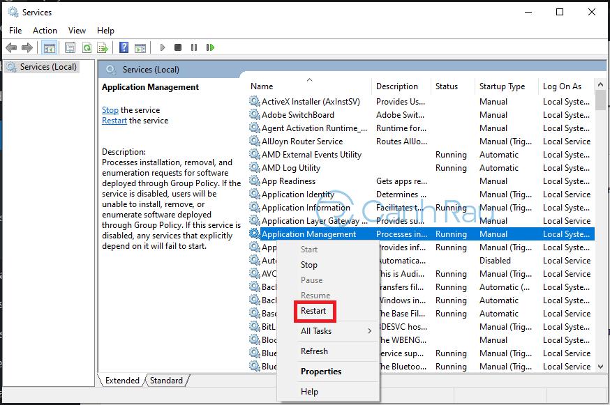 Hướng dẫn sửa lỗi CPU chạy 100 hình 3