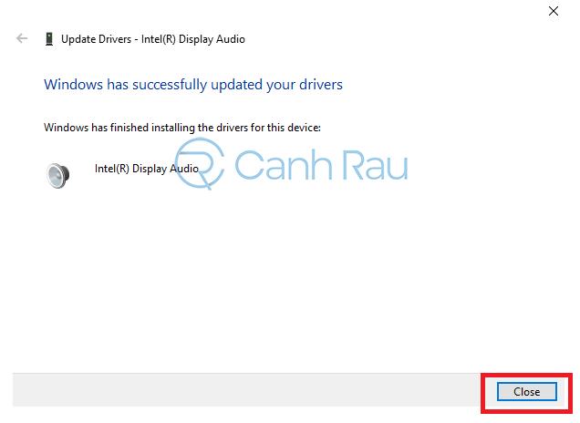 Hướng dẫn sửa lỗi laptop bị rè hình 7