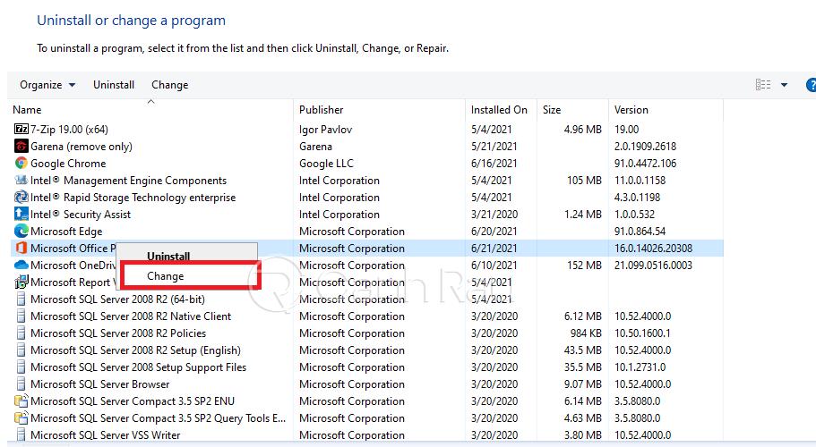 Hướng dẫn sửa lỗi Outlook không nhận được mail hình 10