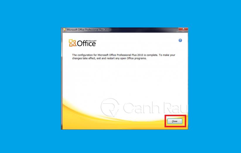 Hướng dẫn sửa lỗi Outlook không nhận được mail hình 12