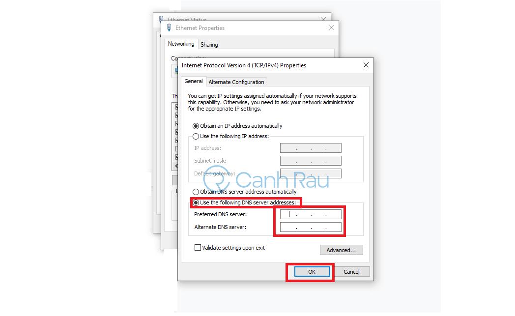 Sửa lỗi không vào được Gmail hình 15