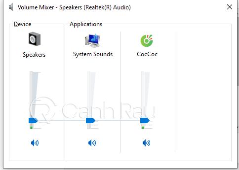 Sửa lỗi máy tính Windows 10 không nhận tai nghe hình 4