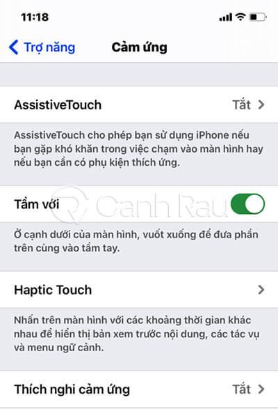 Cách chụp ảnh màn hình iPhone 12 hình 2