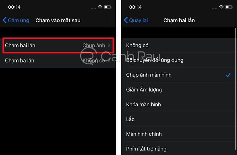 Cách chụp ảnh màn hình iPhone hình 3